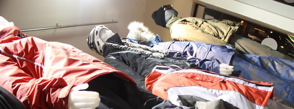 Alquiler ropa invierno